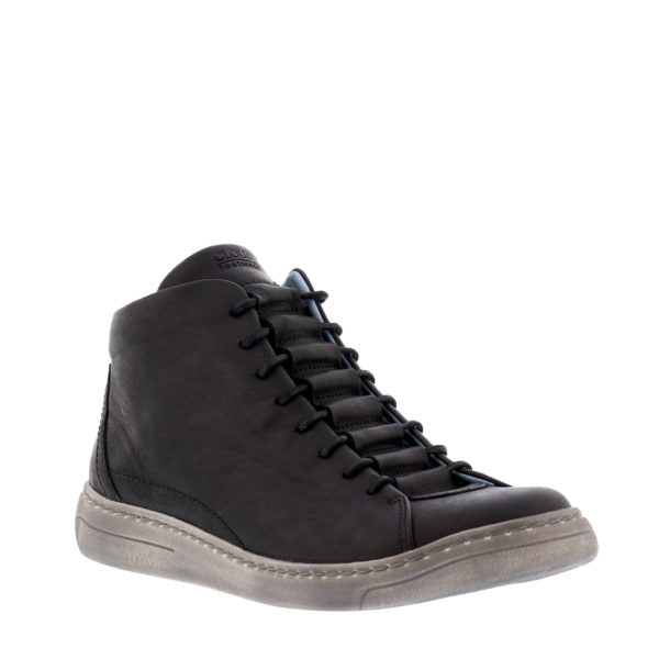 Cloud Fallon Leather High Top Sneaker