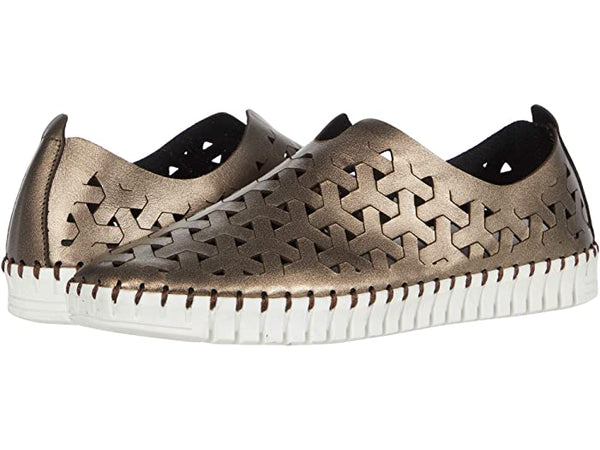 Eric Michael Inez Slip On Leather Sneaker (NEW S21 COLORS!)
