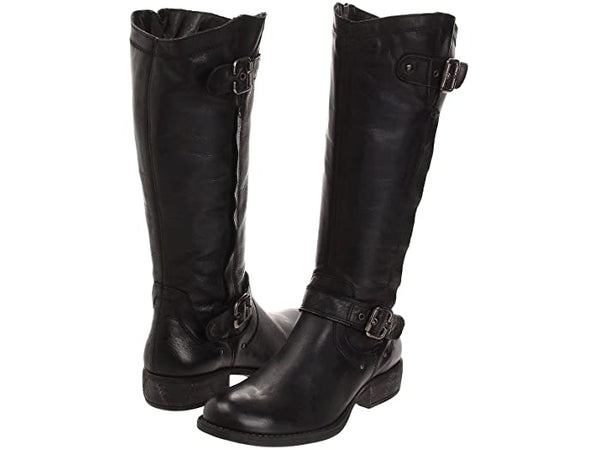 Eric Michael Montana Slim Calf Tall Boot
