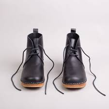 Troentorp Morris Shearling Lined Lace Up Clog Boot