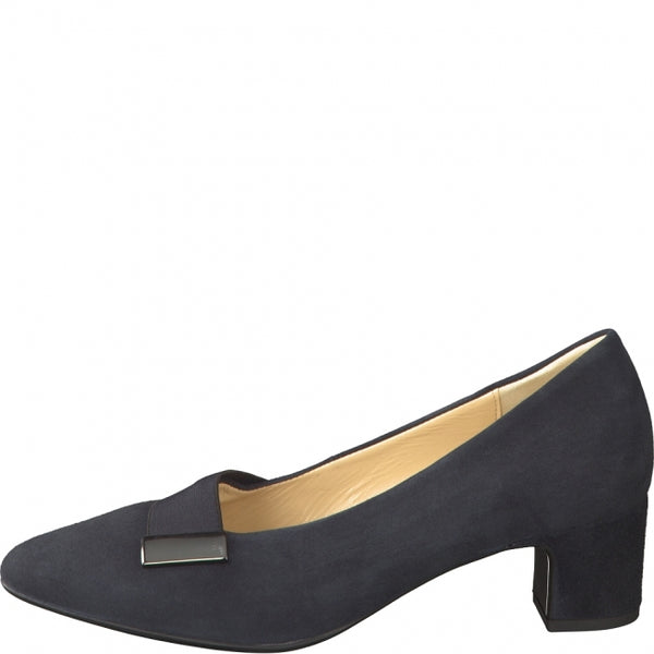Gabor Navy Pump