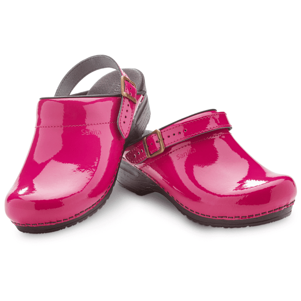 Sanita Estelle Convertible Open Back Clog