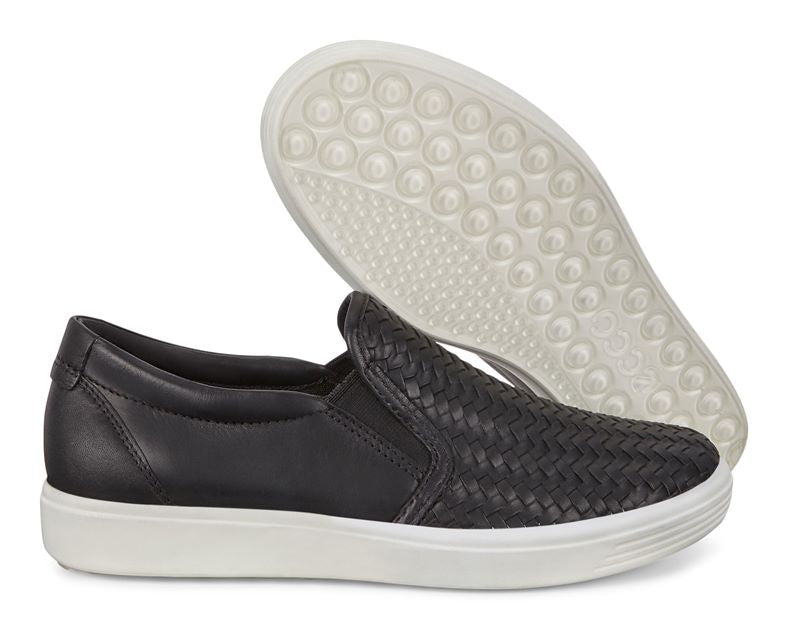 Soft 7 Slip-On Woven Sneaker
