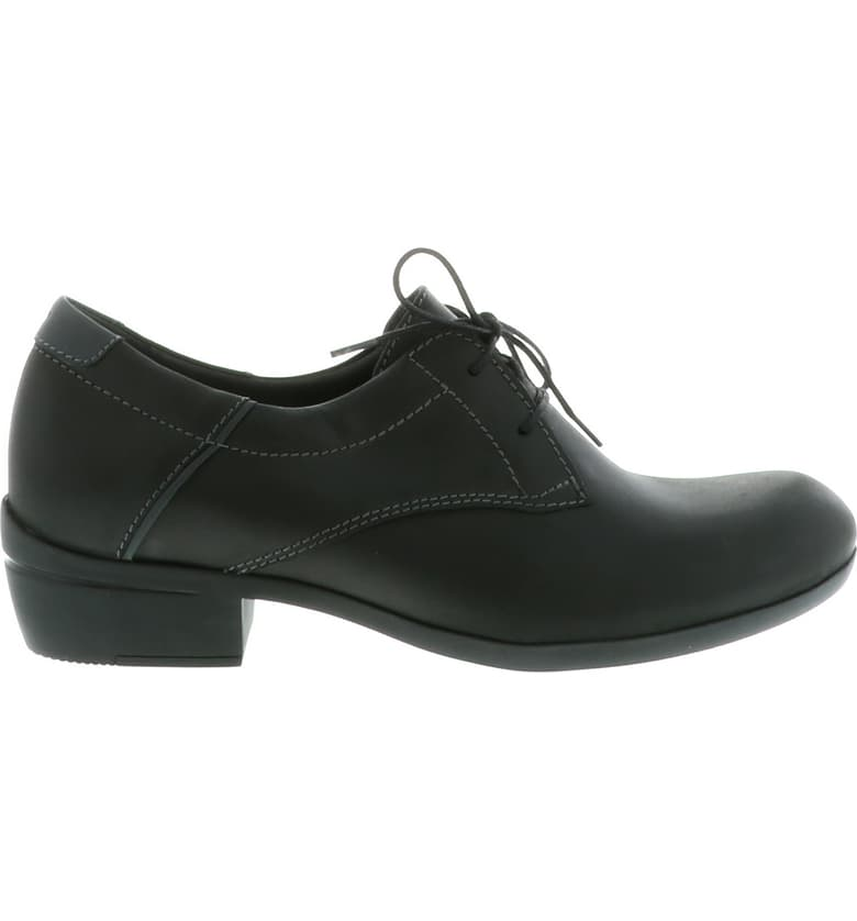 Wolky Yuba Heel Oxford