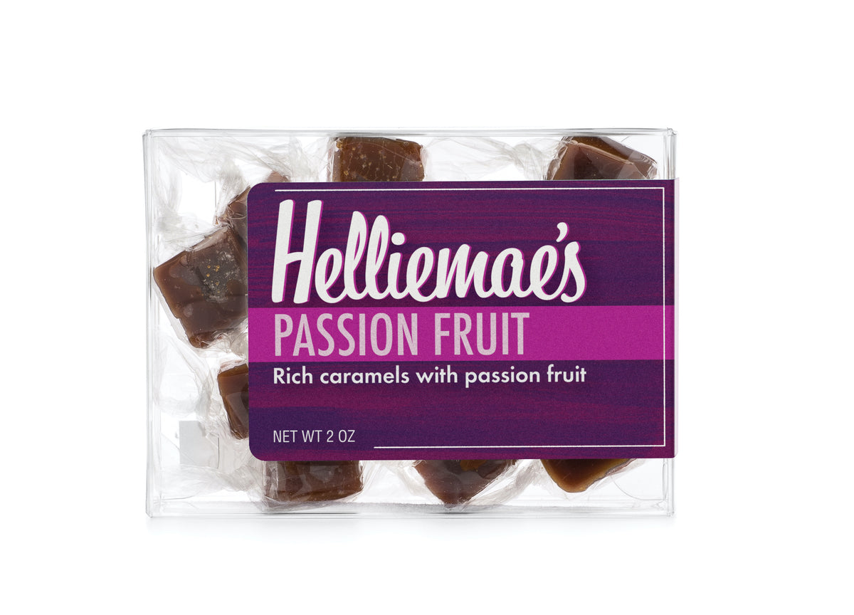 Passion Fruit Caramels Small Gift Box