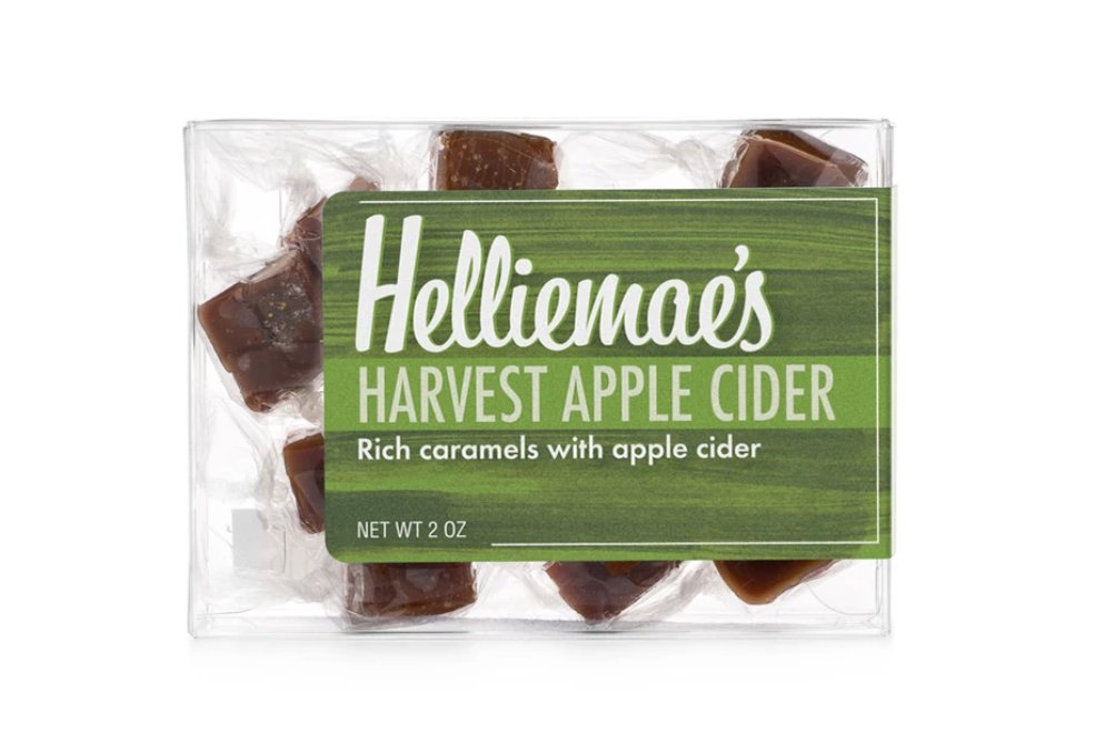 Harvest Apple Cider Caramels Small Gift Box