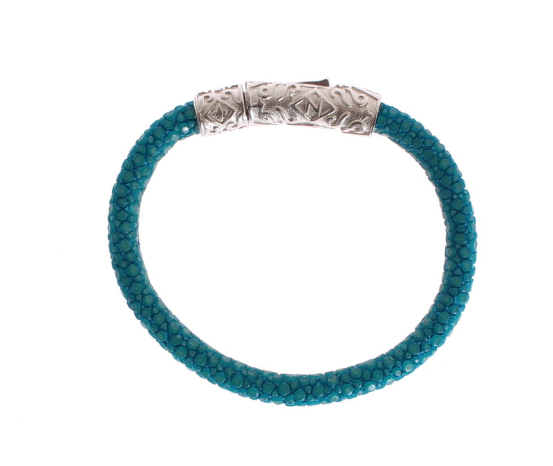 Blue Stingray 925 Bracelet