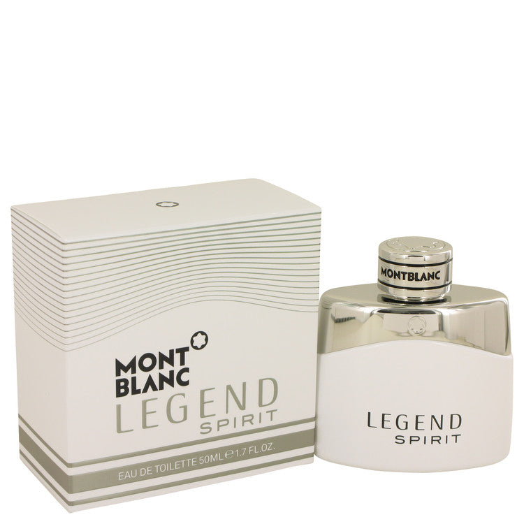 Montblanc Legend Spirit Eau De Toilette Spray By Mont Blanc