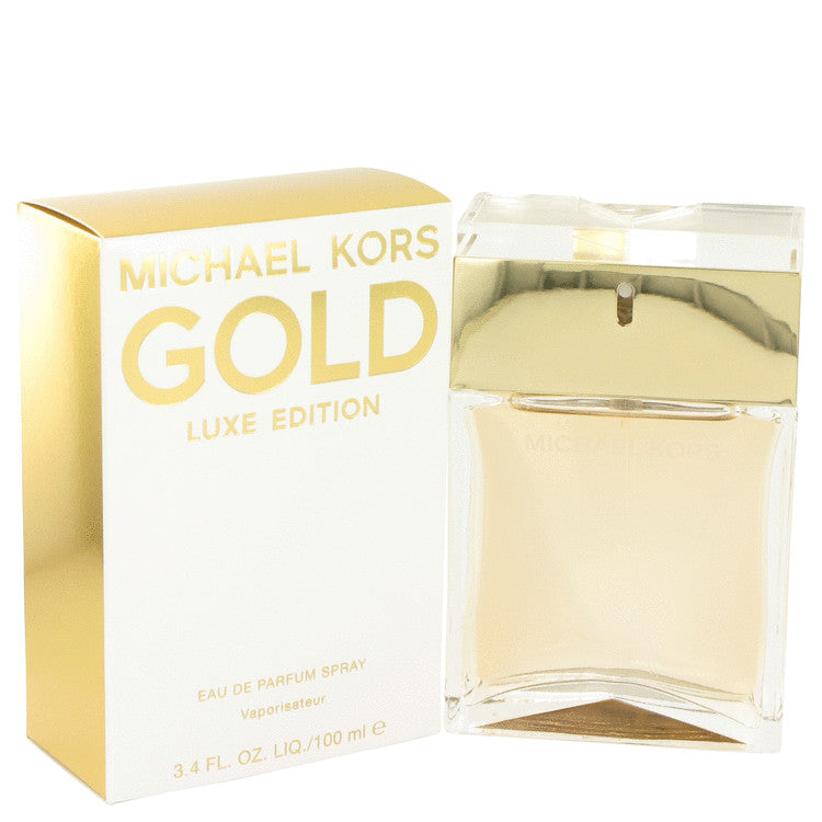 Michael Kors Gold Luxe Eau De Parfum Spray By Michael Kors
