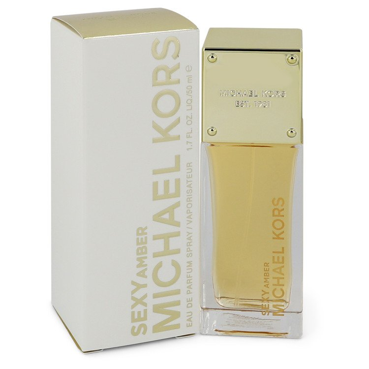 Michael Kors Sexy Amber Eau De Parfum Spray By Michael Kors