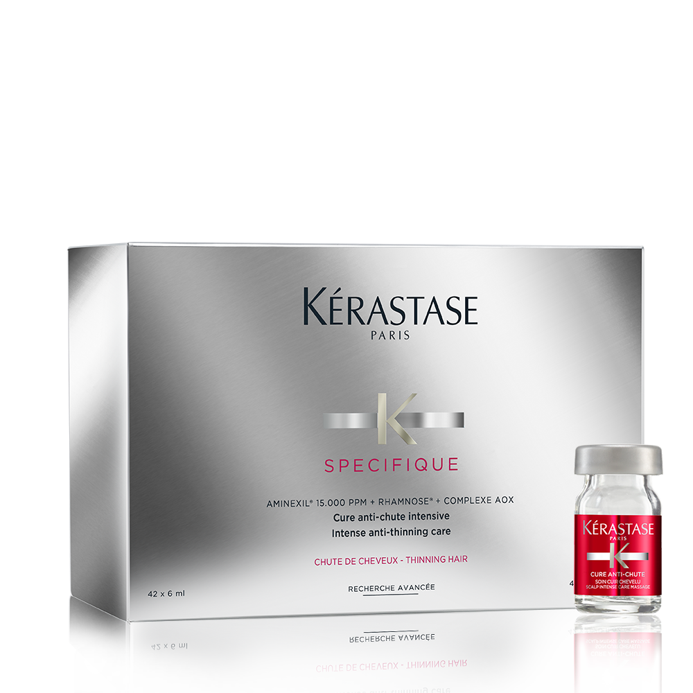 KERASTASE - Hair Loss Specific Cure Aminexil