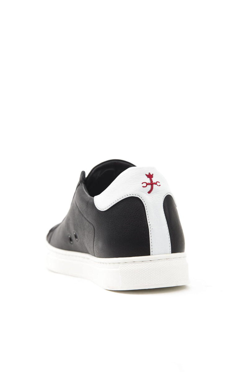 Nero- Bia- Ros Sneakers