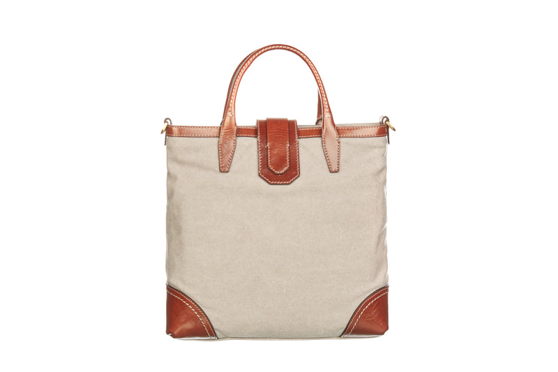 Natural Brown Handbag