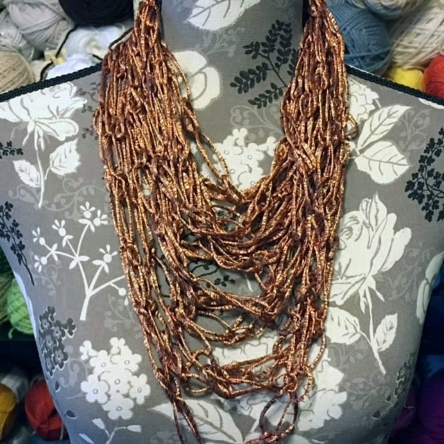 Madison Scarf Necklace