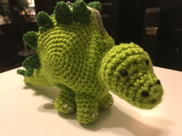 Dinosaur Coin Purse