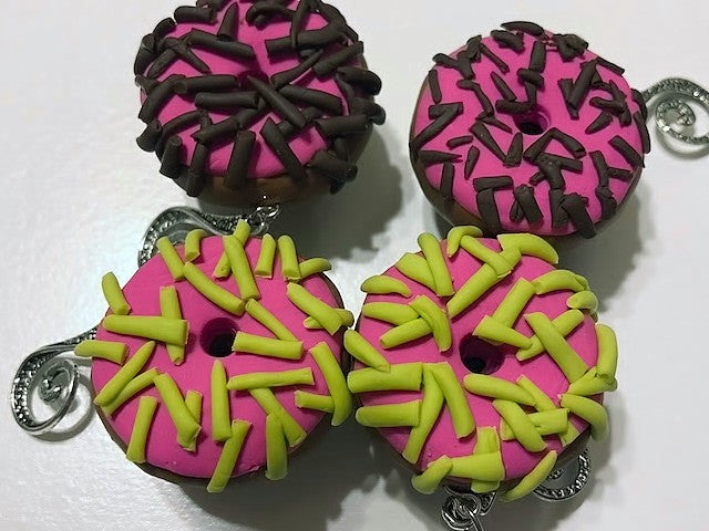 Donut Portuguese Knitting Pins