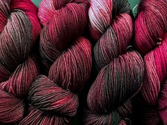 Sharpin Designs Friday Night Fibers Black Cat