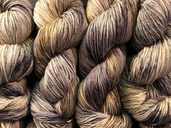 Sharpin Designs Friday Night Fibers Blackbeard