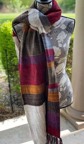 Dr. Who Scarf by Sharpin Designs