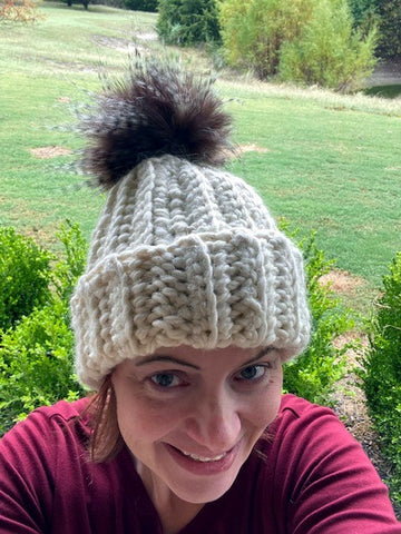 The Easiest Crochet Hat Ever Crocheted by Sharpin Designs