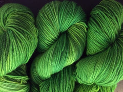 Friday Night Fibers Green Eyed Monster