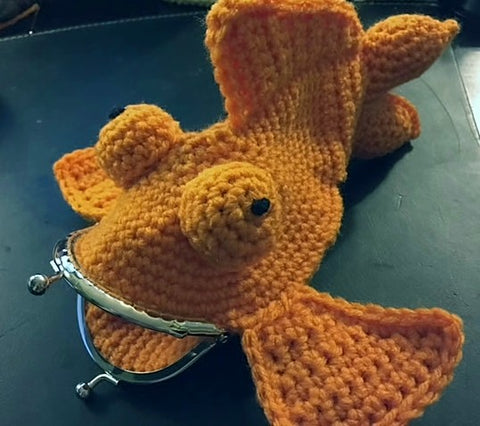 Goldfish Coin Purse