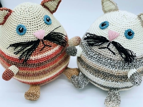 Fat Cats by Sharpin Designs