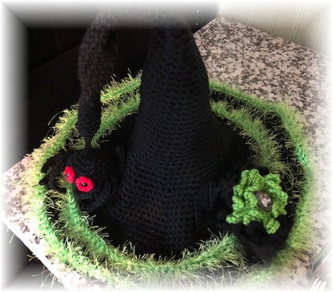Witch Hat Green