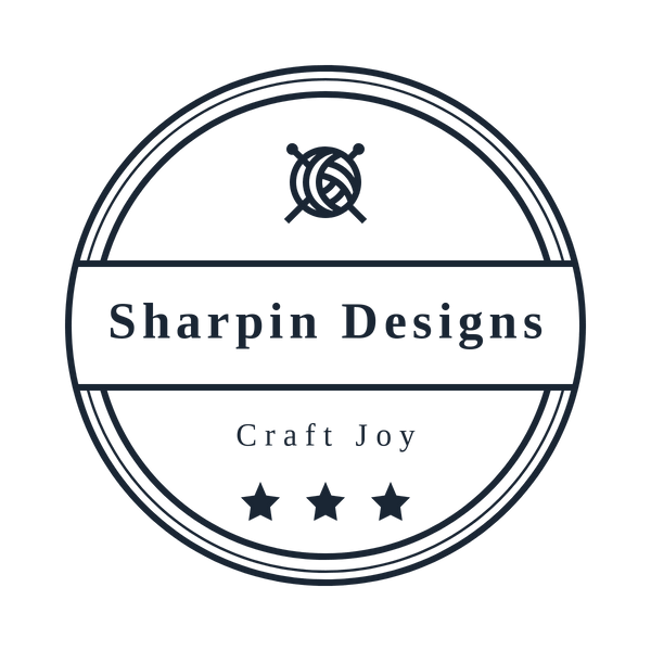 Sharpin Designs Logo