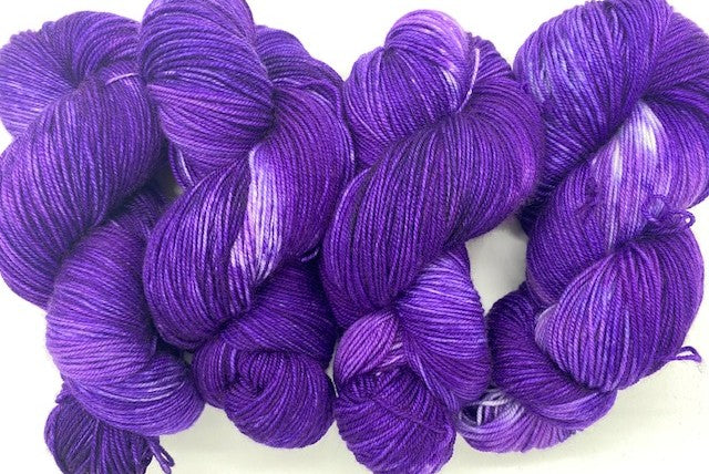 Friday Night Fibers Grape Schapps by Sharpin Designs