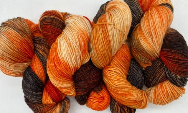 Friday Night Fibers Manhattan Fingering by Sharpin Designs