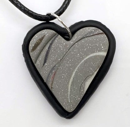 Sweet Heart Necklace by Sharpin Designs