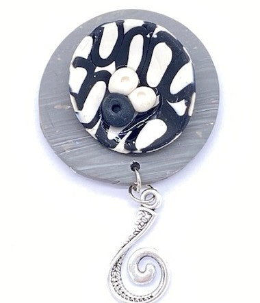 Modern Portuguese Knitting Pin- Magnetic - Made for Portuguese Knitting