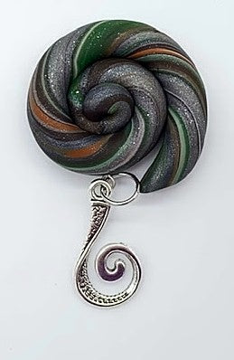 Portuguese Knitting Pin by Sharpin Designs