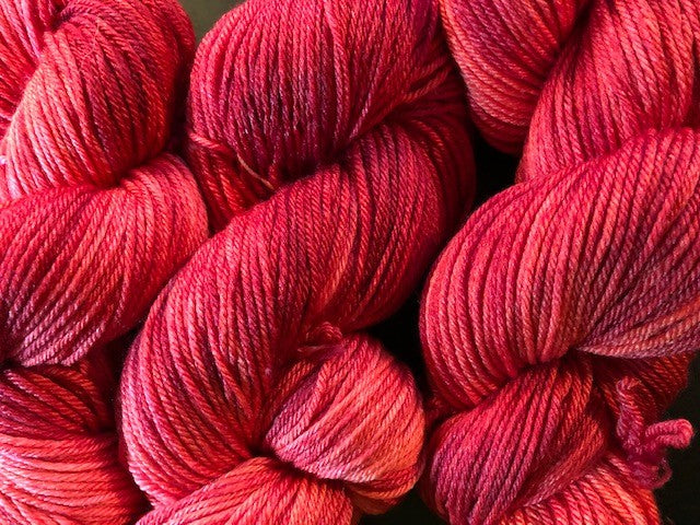 Friday Night Fibers Santa's Helper DK by Sharpin Designs