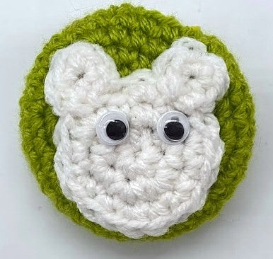 Sheep Tape Measure by Sharpin Designs