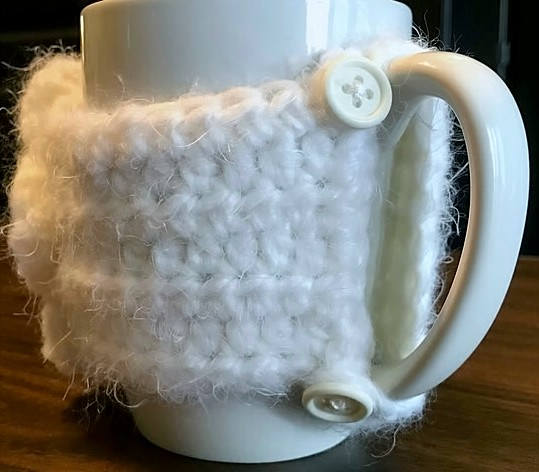 Sheep Coffee Mug Cozy
