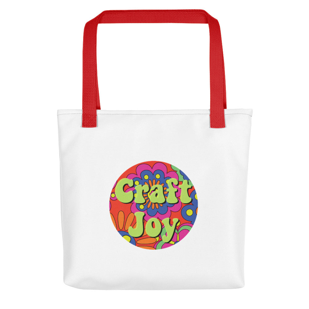Craft Joy Tote Bag