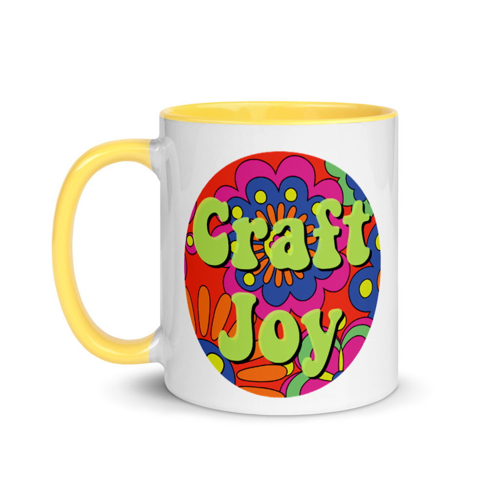 Craft Joy Mug