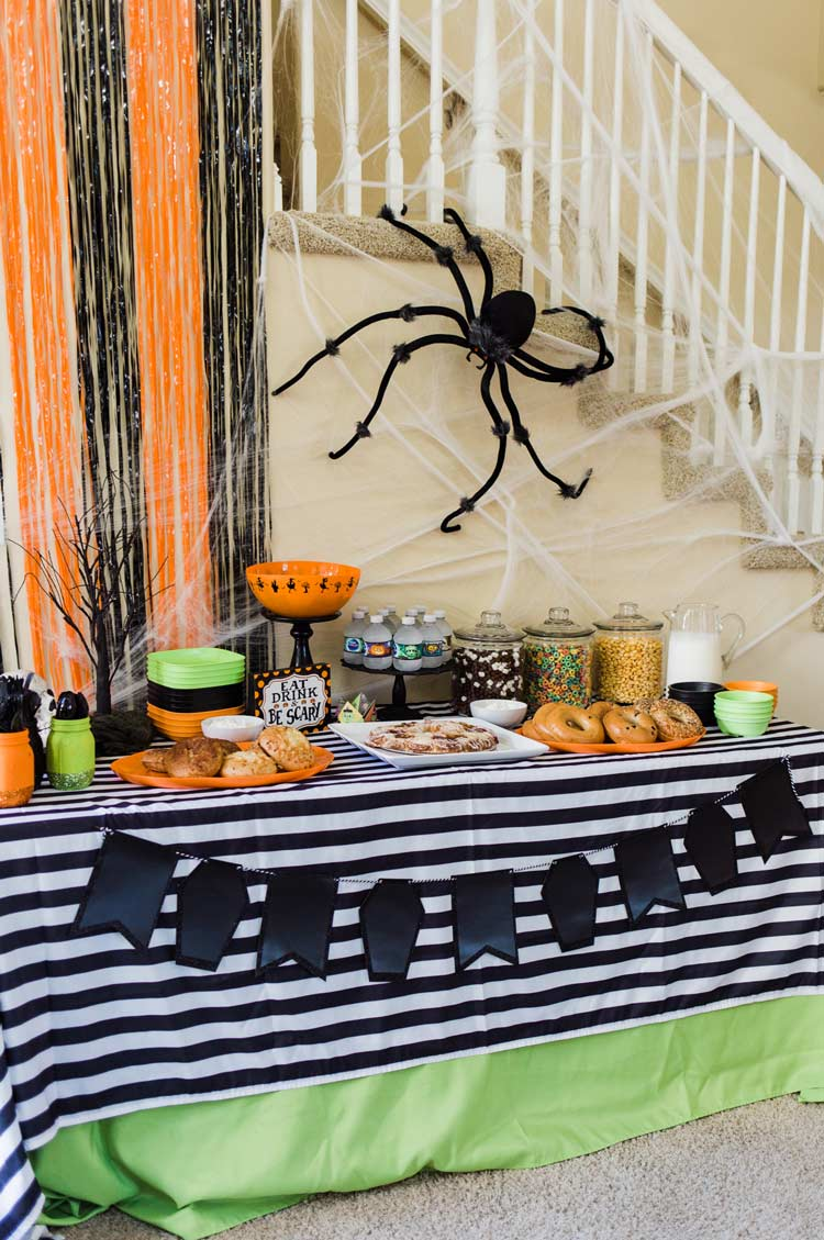 Halloween Science Experiment Birthday Party Ideas