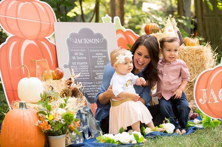 Lil Pumpkin Birthday Party Ideas