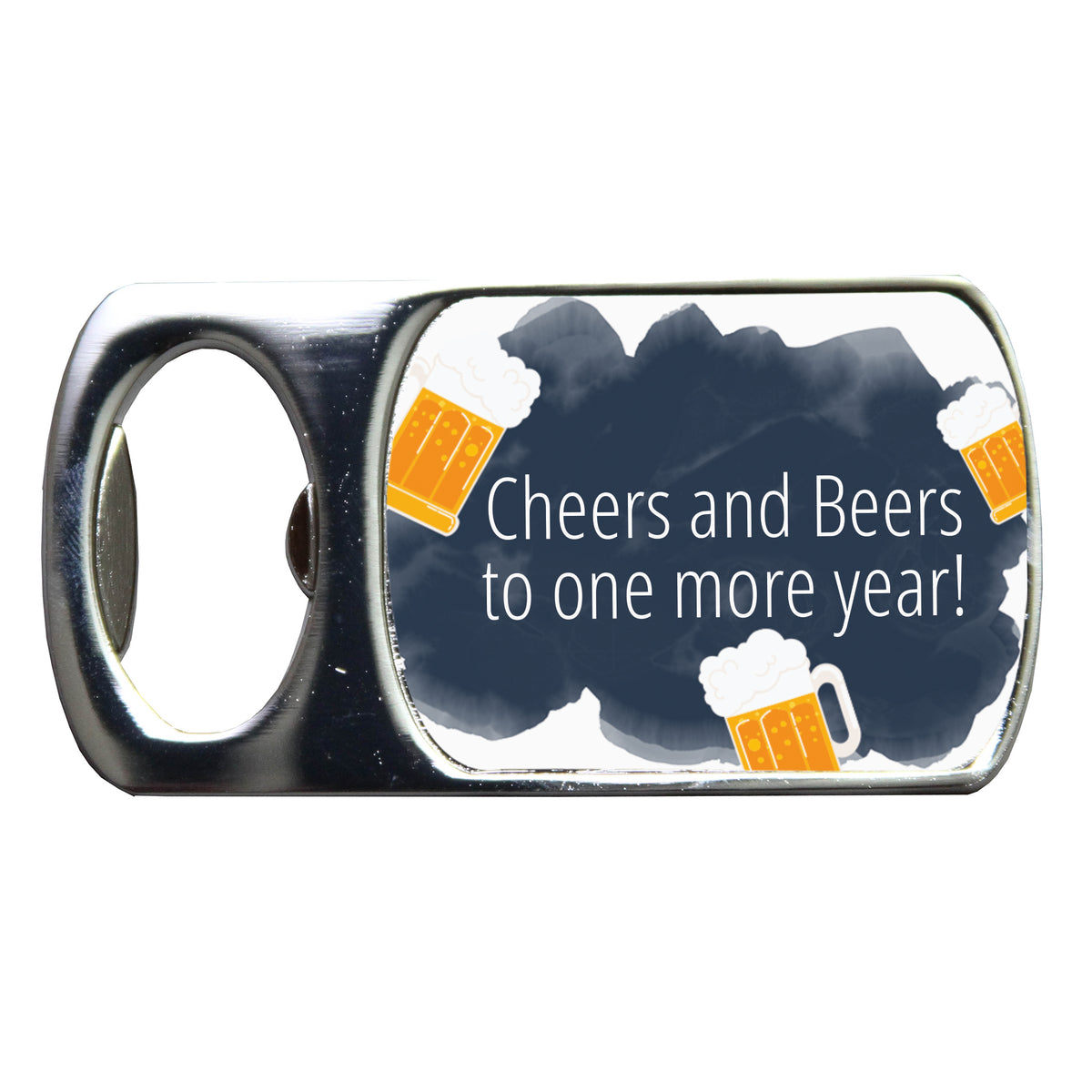 Look This Good Personalized Bottle Opener
