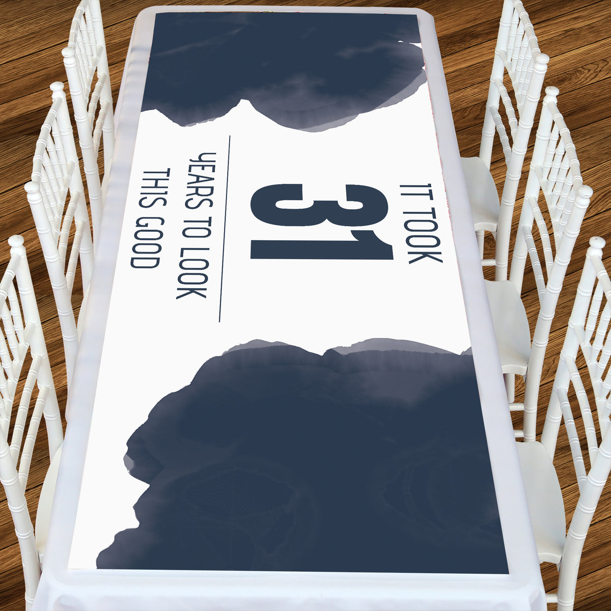 "Look This Good Personalized Table Top-It, 5""8"""