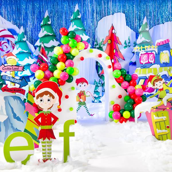Elfville Theme Kit