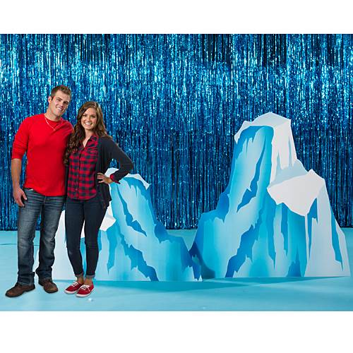 Mighty Mountain Glacier Standee Set