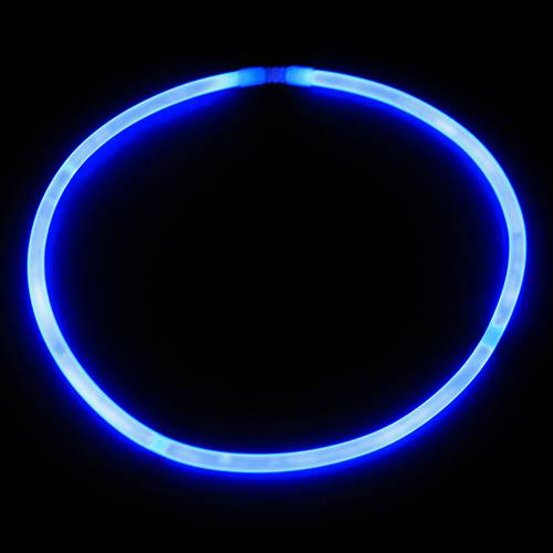 Blue Glow Necklaces pkg/50