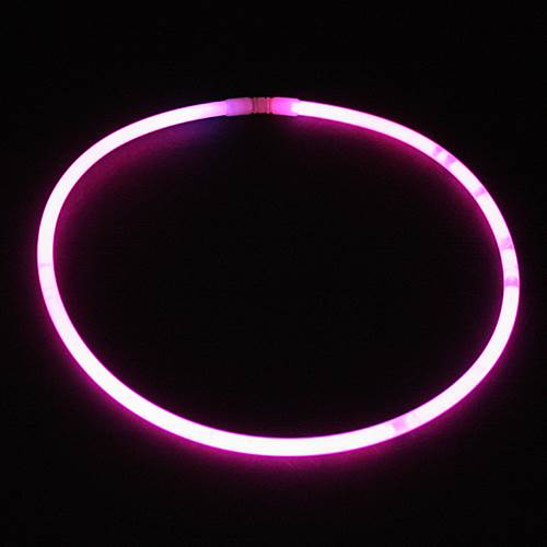 Pink Glow Necklaces pkg/50
