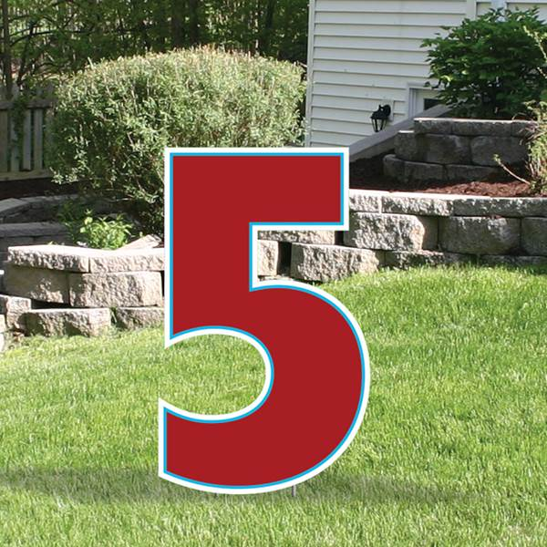 Yard Sign Expression Number 5