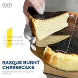Whole Basque Burnt Cheesecake