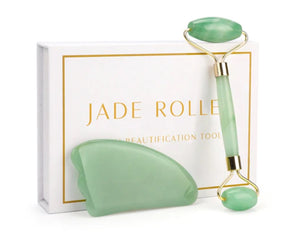 Jade Roller Face Massager - Rerouge